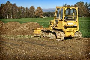 Autotransport Baufahrzeuge